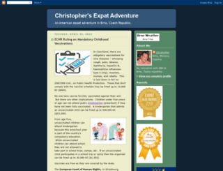 chrisinbrnocr.blogspot.com screenshot