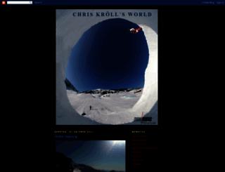 chriskroell.blogspot.com screenshot