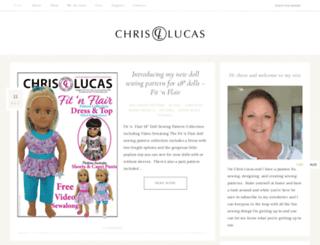 chrislucas.com.au screenshot