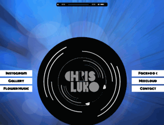 chrisluko.de screenshot