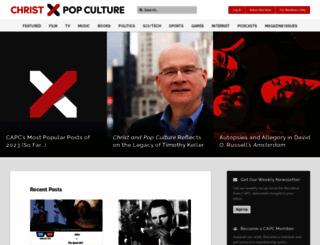 christandpopculture.com screenshot