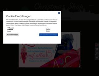 christbaumkugel.com screenshot