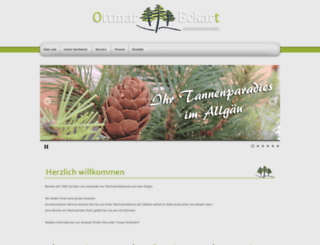 christbaumkulturen.com screenshot
