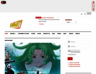christcenteredgamer.com screenshot