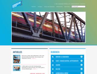christen-in-berlin.de screenshot