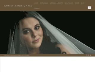 christiaanmichael.com screenshot