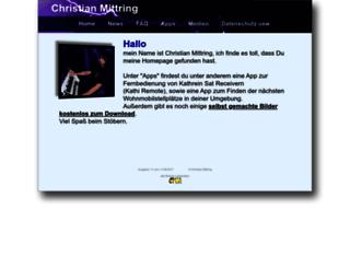 christian.mittring-mering.de screenshot