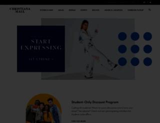 christianamall.com screenshot
