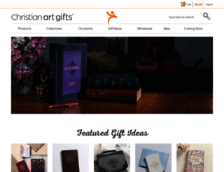 christianartgifts.com screenshot