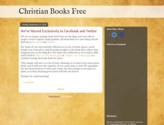 christianbooksfree.com screenshot