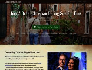 christiancafe.com screenshot