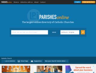 christianchurchesonline.com screenshot