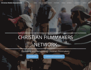 christianmedia.org screenshot