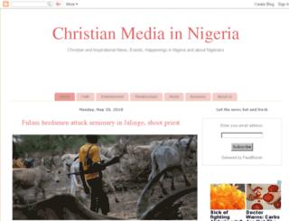christianmediang.com screenshot