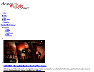 christianmovieconnect.com screenshot