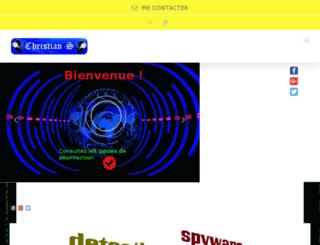 christians-steffen.fr screenshot