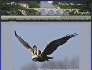 christiantestaniere.fr screenshot