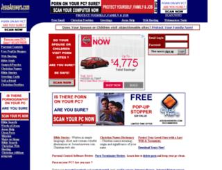christianwallpapers.com screenshot