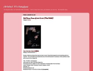 christinayy.blogspot.com.au screenshot