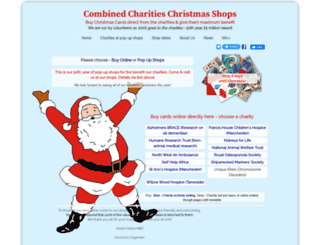 christmas-cards.org.uk screenshot