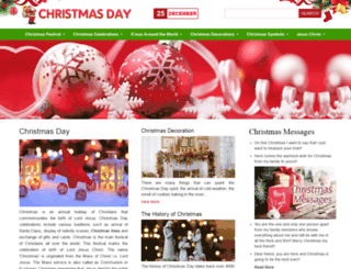 christmas-day.org screenshot