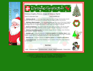 christmas-graphics.net screenshot