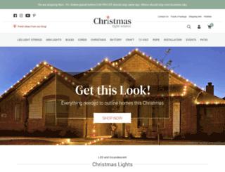 christmas-lights-advice.com screenshot