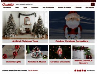 christmas.com screenshot