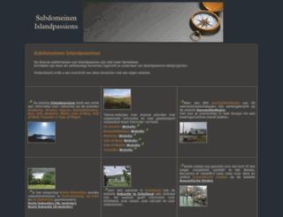 christmas.islandpassions.nl screenshot