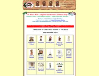 christmaschalet.com screenshot