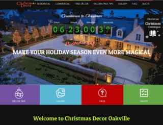 christmasdecor.ca screenshot