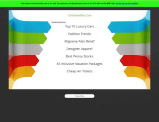 christmasfiles.com screenshot