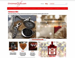 christmasgifts.com screenshot