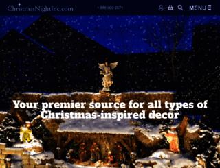 christmasnightinc.com screenshot