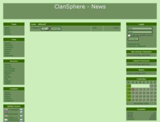 chrizz.budan.net screenshot