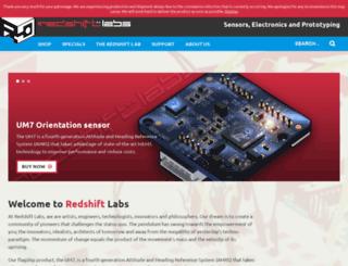 chrobotics.com screenshot
