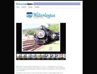 chromaticbytes.com screenshot