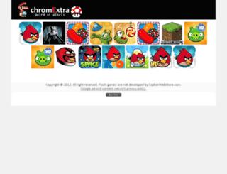 chromexclusive.com screenshot