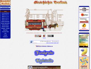 chronik-berlin.de screenshot