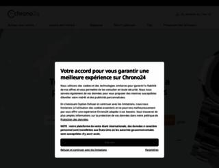 chrono24.fr screenshot