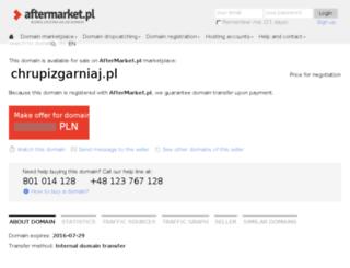 chrupizgarniaj.pl screenshot