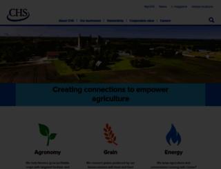 chsinc.com screenshot