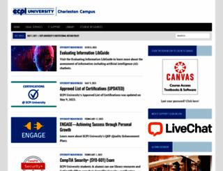 chsn.ecpi.net screenshot