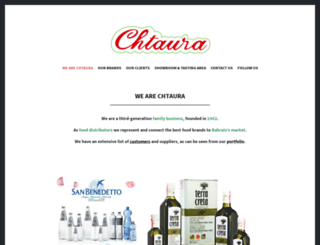 chtaurabahrain.com screenshot