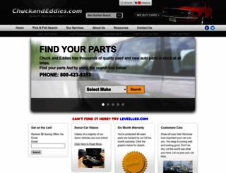 chuckandeddies.com screenshot