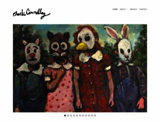 chuckconnelly.com screenshot
