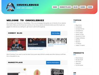 chucklebuzz.com screenshot