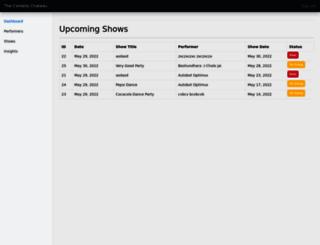 chucklemonkey.com screenshot