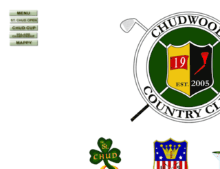 chudwood.com screenshot