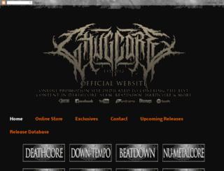 chugcore.net screenshot